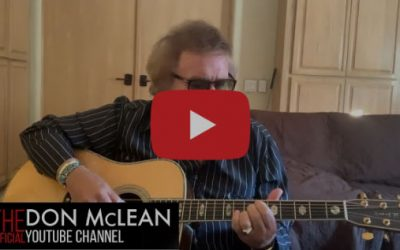 "USA Today Premieres ""Legendary Tips and Guitar Secrets with Don McLean"""