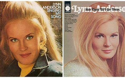 Legacy Recordings Releases Lynn Anderson's Classic Albums 'Singing My Song' and 'Stay There 'Til I Get There' For The First Time To All Digital Providers