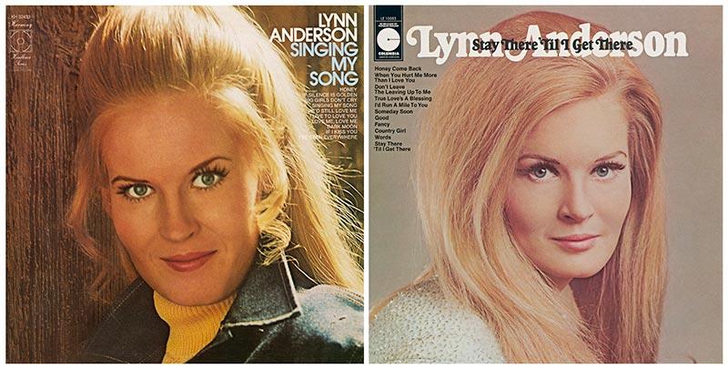 Lynn Anderson albums