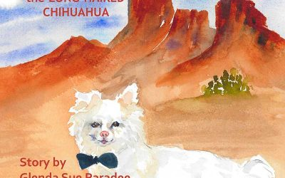 Glenda S. Paradee Authors 'Tinkerbell, The Long-Haired Chihuahua'