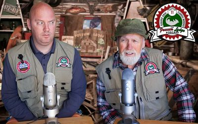 Red Green introduces brand new 'Possum Lodge Podcast' starting June 28th at 9PM ET