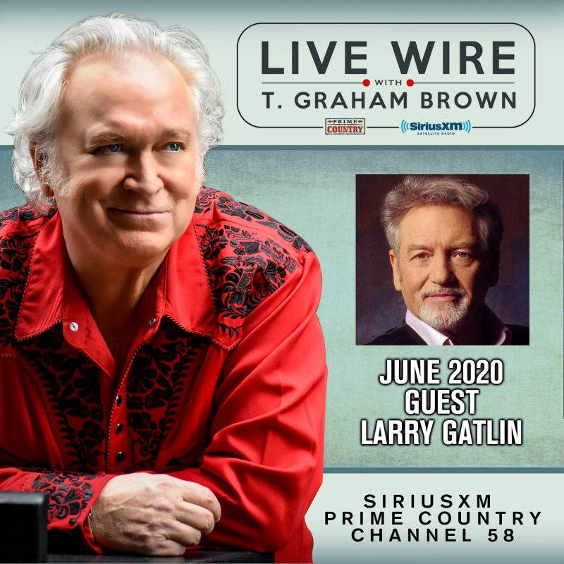 T. Graham Brown's Live Wire featuring Larry Gatlin