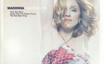 """American Pie"" Madonna Style Celebrates 20th Anniversary"