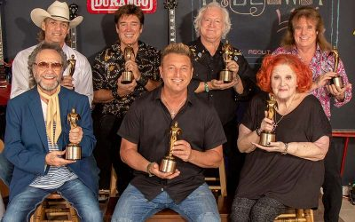 T. GRAHAM BROWN, WADE HAYES, BRYAN WHITE, TIM RUSHLOW, RONNIE McDOWELL, DAVID FRIZZELL, TIM ATWOOD, LULU ROMAN, AND MEGAN ALEXANDER WIN 2020 TELLY AWARD FOR SOCIAL MEDIA LIVE EVENT