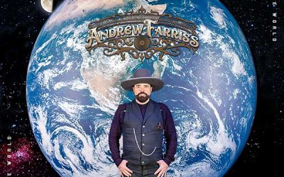 Multi-Platinum Selling Songwriter Andrew Farriss Releases Latest EP, 'Love Makes the World'