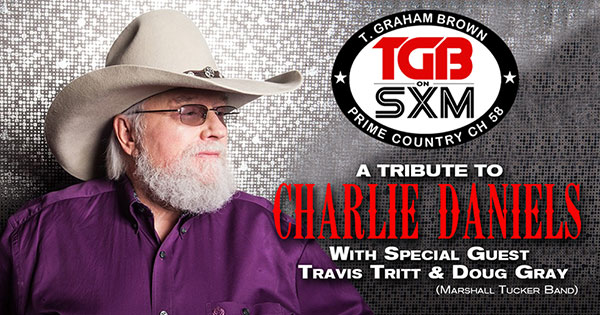 T. Graham Brown - A Tribute To Charlie Daniels