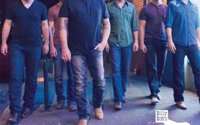Randy Rogers Band, Cory Morrow, Granger Smith, Mark Chesnutt, Ned LeDoux, Riley Green and Josh Weathers & More Headed To Billy Bob's Texas In September