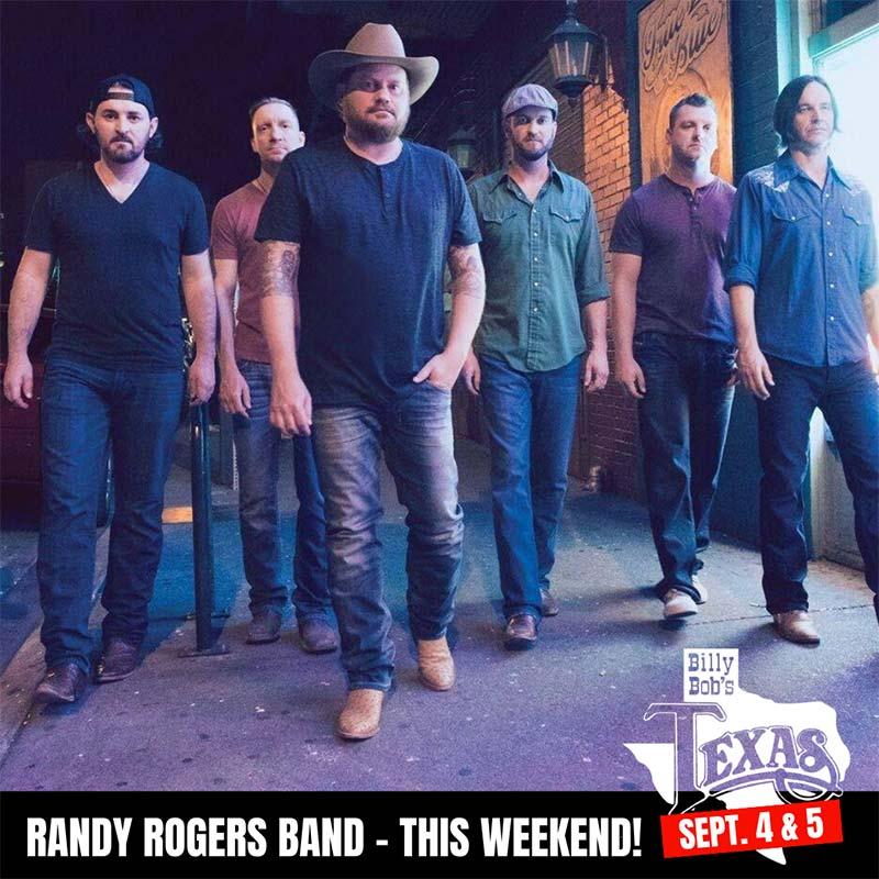 Billy Bob's Texas - Randy Rogers Band