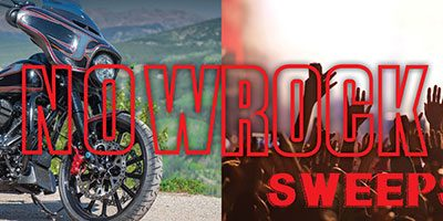 Four Corners Motorcycle Rally Announces 'Roll Now, Rock Later' Sweepstakes