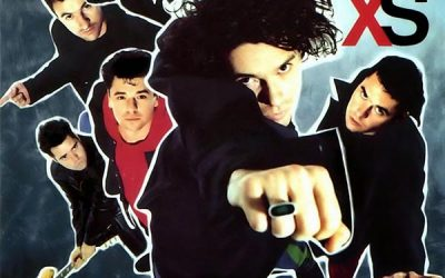 Friday, September 25th Marks the 30th Anniversary Of The Release Of INXS Seventh Studio Album 'X'