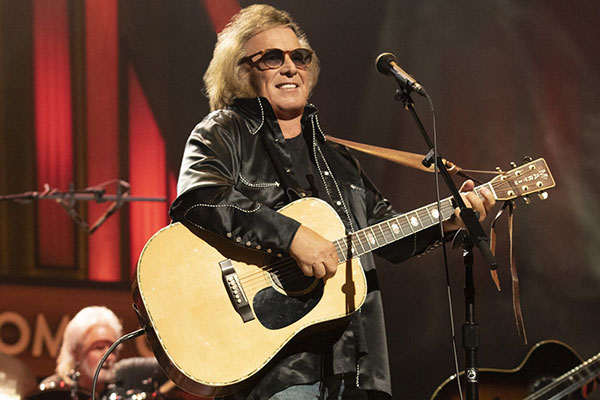 Don McLean at The Grand Ole Opry (photo by Jeremy Westby)