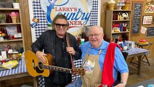 Don McLean and Larry Black