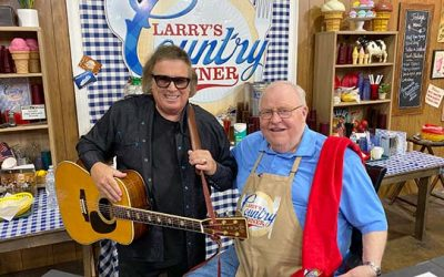Tune In Alert: Don McLean To Appear On Larry's Country Diner