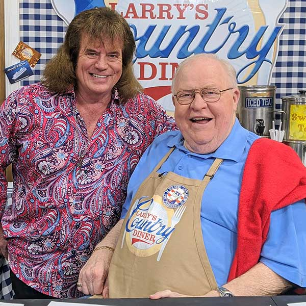 Tim Atwood & Larry Black on Larry's Country Diner