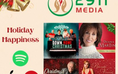 Seasons Greetings from 2911 Media – Sharing our 2020 'Holiday Happiness' Playlist With You!