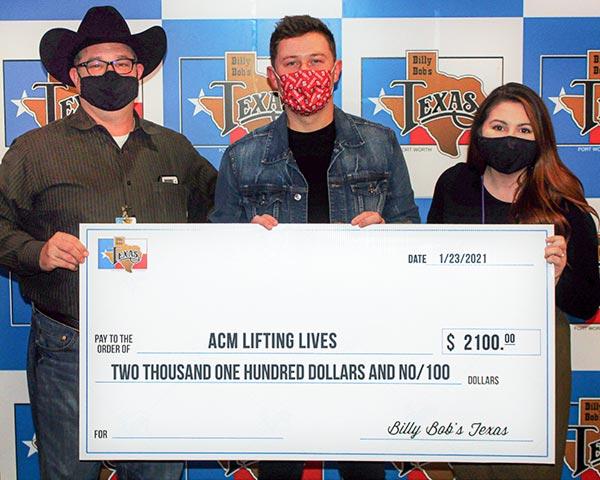 Billy Bob's Texas - ACM Lifting Lives