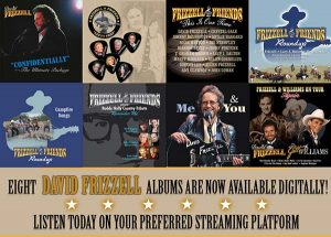 David Frizzell albums