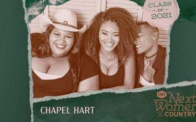 Country Trio Chapel Hart Inducted Into CMT's Next Women of Country Class of 2021