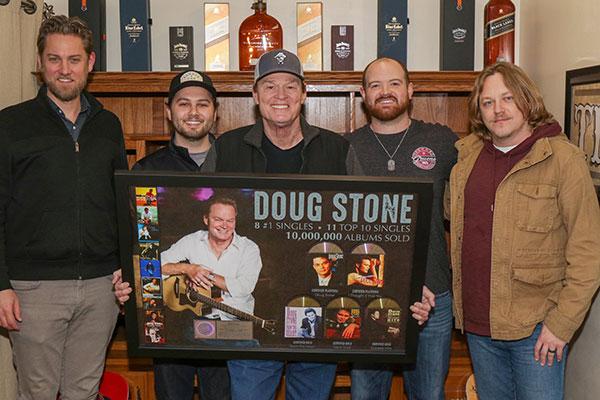 Jeremy Westby, Austin Smith, Doug Stone, Tayler Bock, Jimmy Dasher