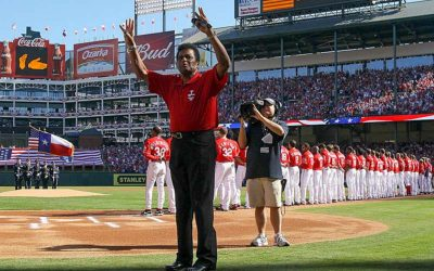 Texas Rangers Dedicate Baseball Field to Charley Pride