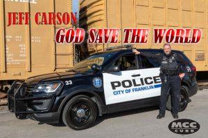 """Jeff Carson - """"God Save The World"""""""