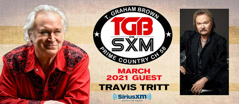 T. Graham Brown and Travis Tritt