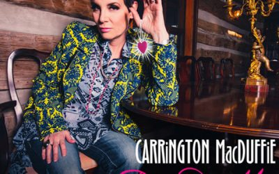"CARRiNGTON MacDUFFiE Releases ""Baby Played Me"""