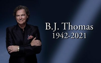 Fellow Singer/Songwriters and Friends Remember and Mourn The Loss of B.J. Thomas