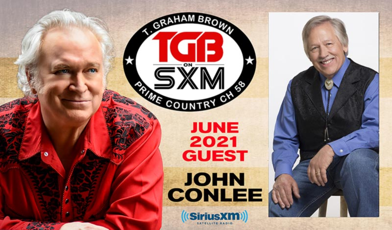 T. Graham Brown's Live Wire on SiriusXM's Prime Country
