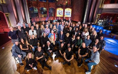 The Country Music Community United at 'Coming Home: Rebuilding The Bilbreys'
