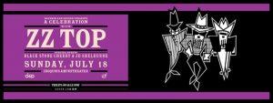 ZZ Top, Black Stone Cherry & JD Shelburne - Iroquois Amphitheater July 18