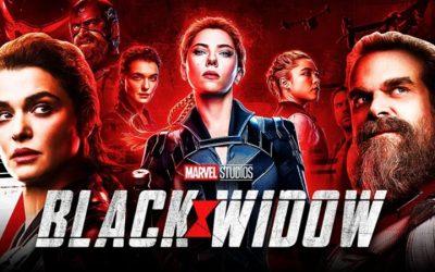 Avengers' 'Black Widow' Tops Box Office Scores Opening Weekend