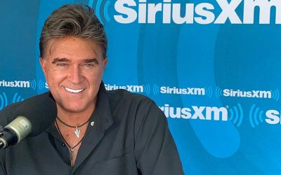 T.G. Sheppard And SiriusXM Continue The T.G. Sheppard Show On Elvis Radio Channel 75 For A Third Year