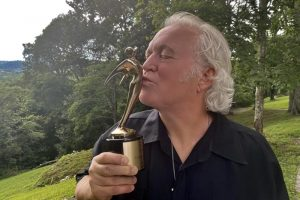 T. Graham Brown with 2021 Telly Award