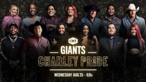 CMT GIANTS: CHARLEY PRIDE