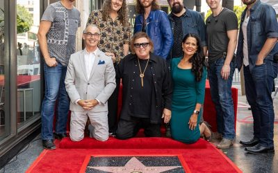 DON McLEAN IMMORTALIZED ON HOLLYWOOD BOULEVARD WITH STAR ON HOLLYWOOD WALK OF FAME