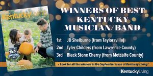 Kentucky Living - JD Shelburne