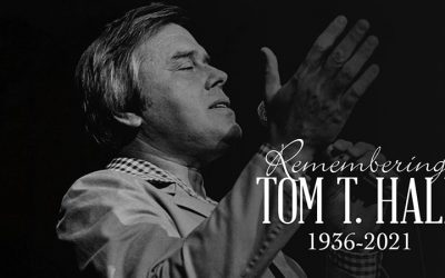 Fellow Performers & Friends Remember Country Music Legend Tom T. Hall