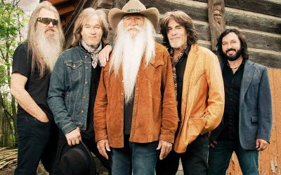 William Lee Golden and The Goldens Come Together To Release Three New Albums