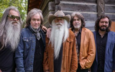 """William Lee Golden and The Goldens Release New Single """"Jambalaya"""", Premiered By CMT"""